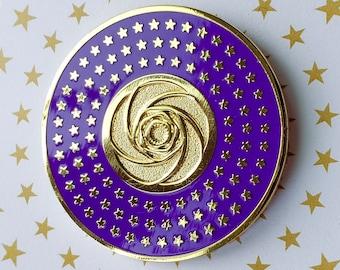 19th Amendment Centennial Pin -- Women's Suffrage Pin -- United States Women's History Hard Enamel Pin -- Feminist Enamel Pin