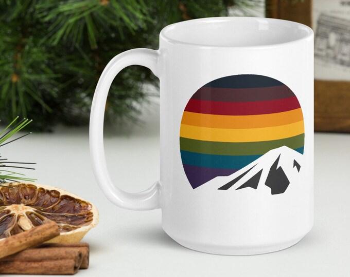 Philly Pride Mountain Mug