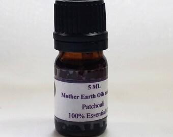 Patchouli, Essential Oil, 5 ml