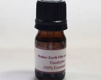 Eucalyptus, essential oil, 5 ml, 10 ml