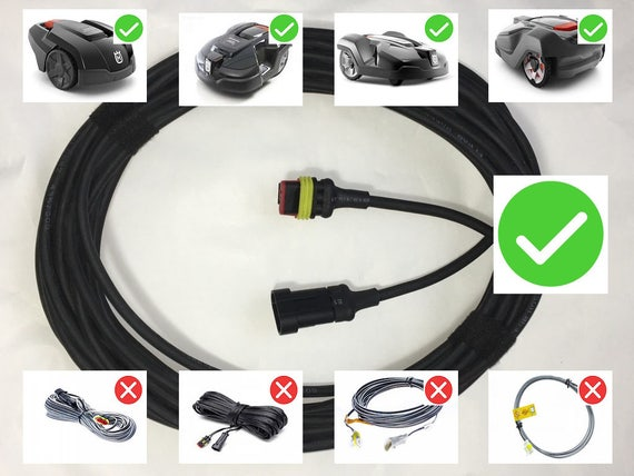 Transformer Low Voltage Cable Wire for Husqvarna Automower