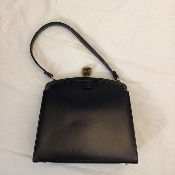Vintage Coblentz Original navy leather purse