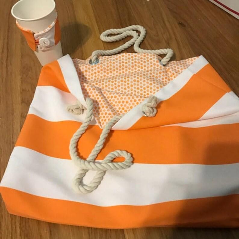 Orange you Glad Tote