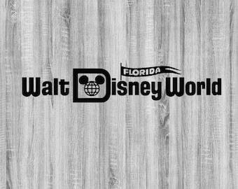 Disney World  SVG Bundle, Disney Vacation SVG Bundle, cut file, clipart, svg files for silhouette, svg files for cricut, svg, dxf, eps, png