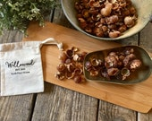 Soap Nuts-Soap Berries Organic Natural Laundry Detergent-Washing Cleaning-Zero Waste-Chemical Free-Biodegradable-Eco Friendly-Vegan-Wash Bag