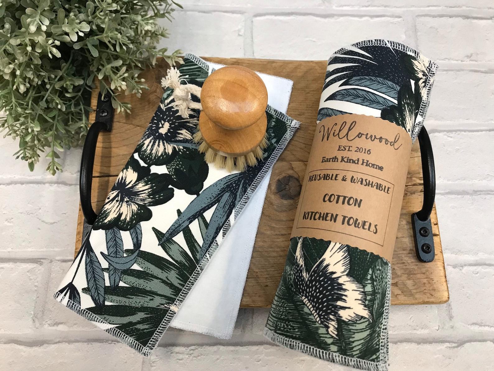 Reusable kitchen towel