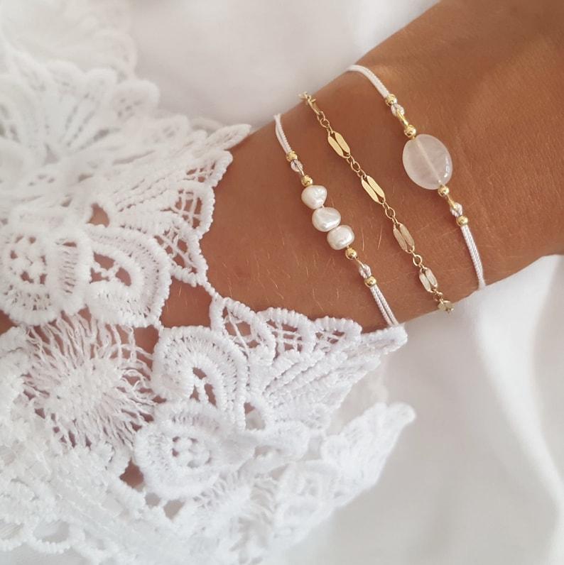 Braut Armband