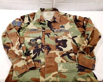 Robe fantaisie kaki armée soldat Sargent femme costume classique