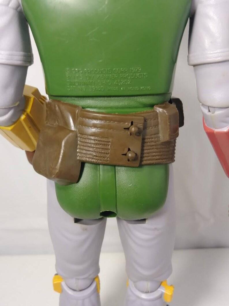 Vintage 1970s Star Wars Boba Fett 11 Action Figure