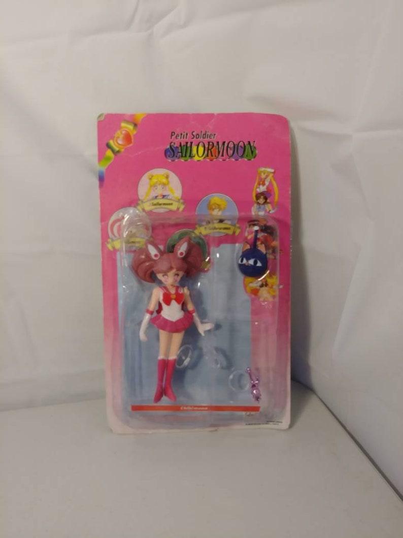7915c3f89e982 Jahrgang NOS Sailor Moon Chibi Petit Soldat Action-Figur