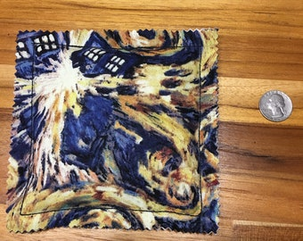 Doctor Who Exploding Tardis Heat/Cool Pack