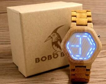 2018 BOBO Bird Wristwatch