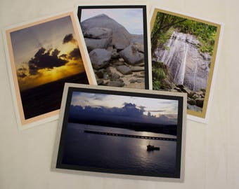 Photo greeting cards etsy scenic photo greeting cards m4hsunfo