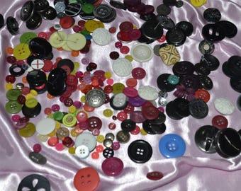 Craft Buttons Assortment
