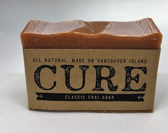 All Natural Soap Bars - Cold Processed Soap 4oz