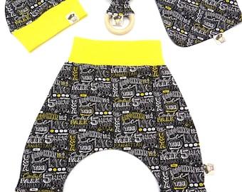 New York Baby Set 4 Pieces