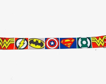 Superheroes Knife Holder