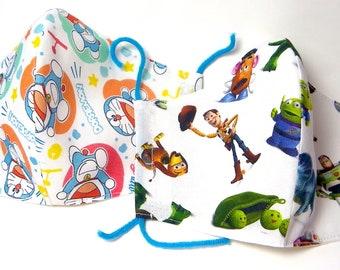 children's cartoon mask