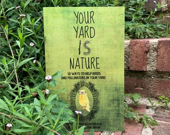 Book 'Your Yard Is Nature'
