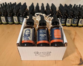 The Spurgeon | Beard Oil
