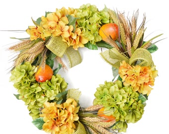 Summer Morning Wreath
