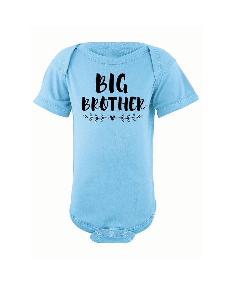 ee07001c11 Big Brother ONESIE® Cute Onesie® Cute Baby Onesie® Funny