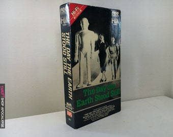 The Day the Earth Stood Still (1951) VHS