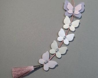 Butterfly Tassel Norigae Accessory for Hanbok 노리개