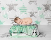 Digital Newborn Backdrop White wooden box Newborn background White box digital backdrop boy Natural digital background Newborn photo prop
