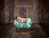 Newborn Digital Backdrop, Newborn Backdrop, Backdrop Wooden Bed, Natural Backdrop, Newborn, Natural Wood Background, Wooden Bed Backdrop