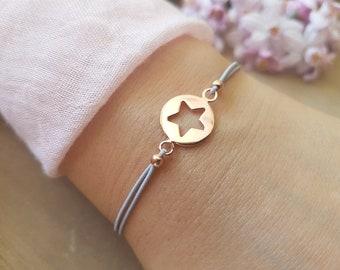 Bracelet Star 925 Silver Gift