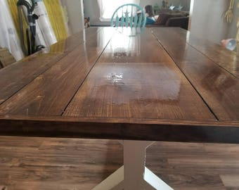 Custom Farm Tables Made To Order