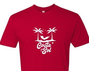 Costa del Sol, T-Shirt Men