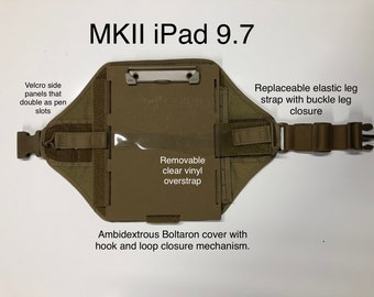 CUSTOM Maverick MKIII Aviator Kneeboard iPad Mini | Etsy