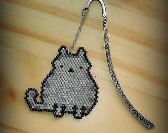 Pussy Cat bookmark