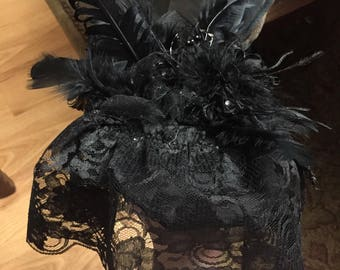 Customized Victorian Hat cfef3a3370b