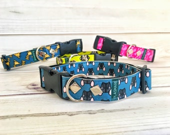 French Bulldog collar (medium sized dogs)