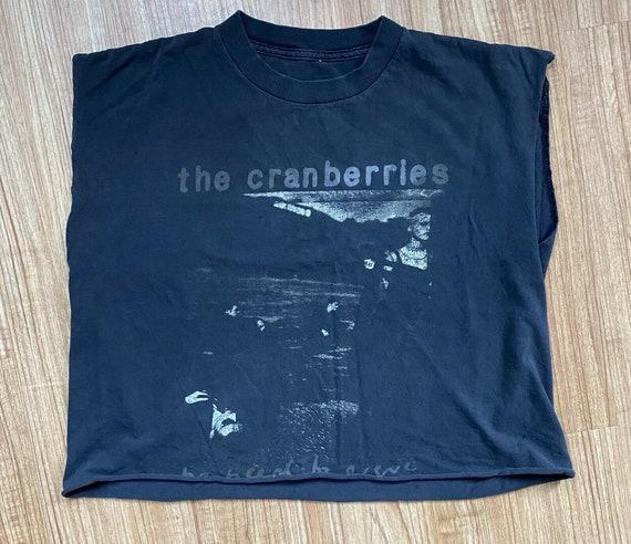 Vintage 1995 The Cranberries No Need To Argue Tour