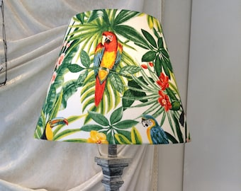 Tropical style lamp