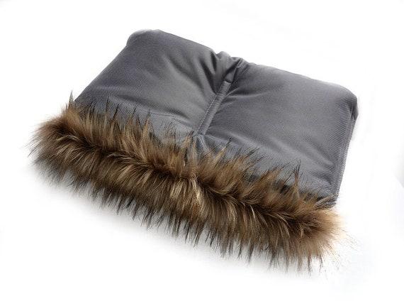 Winter Stroller Hand Muff Stroller Warmer Gloves Freezing Cold Waterproof Gift