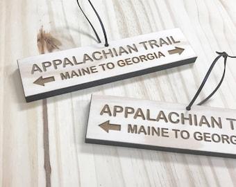 61f0491c63e Appalachian trail ornament