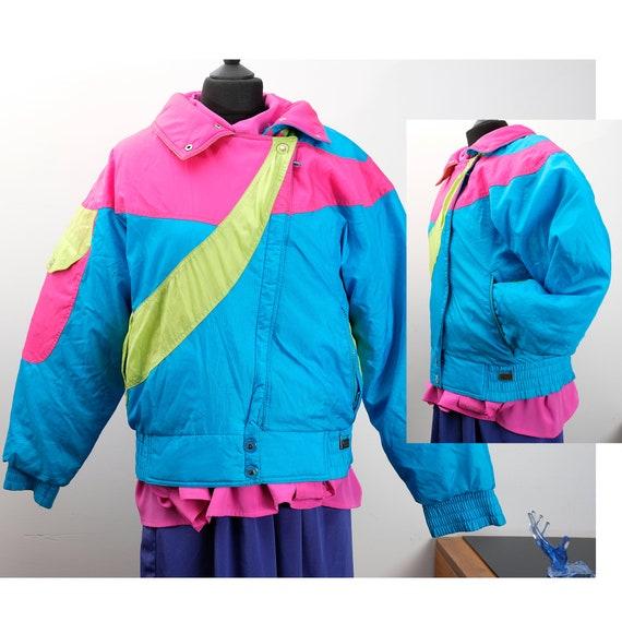 80s/90s White Stag Ski Jacket. Vinatge woman's M,