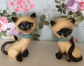 collectible kitten salt and pepper shakers