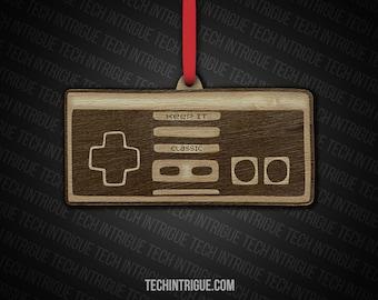 Keep It Classic Ornament Gamer Life Custom Personalize Nintendo Gaming Gift