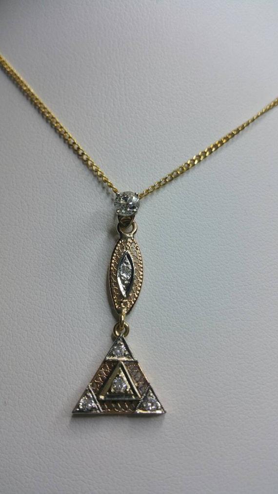 Stunning Vintage Estate Necklace