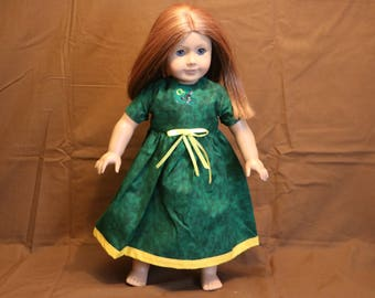 University Of Oregon Doll Dress