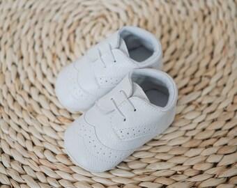 7d1f2e3d59c8c Baptism crib shoes | Etsy