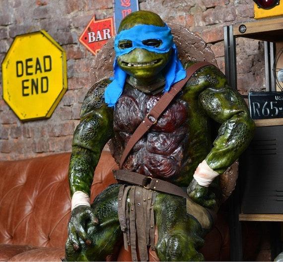 Teenage Mutant Ninja Turtles Suit Leonardo Ninja Turtles Etsy