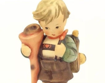 Vintage Hummel Figurine Collectible 80 Little Scholar TMK5 Goebel Figure