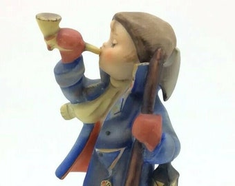 Hummel Goebel Figurine Hear Ye, Hear Ye TMK3 15/0 Collectable Vintage Porcelain